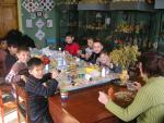 Астраханские детишки на занятиях по дополнительному образованию