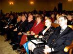 Делегаты Международного детского экологического форума в зале Росатома