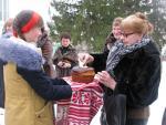 Тёплым приёмом встречает своих гостей Орловское полесье